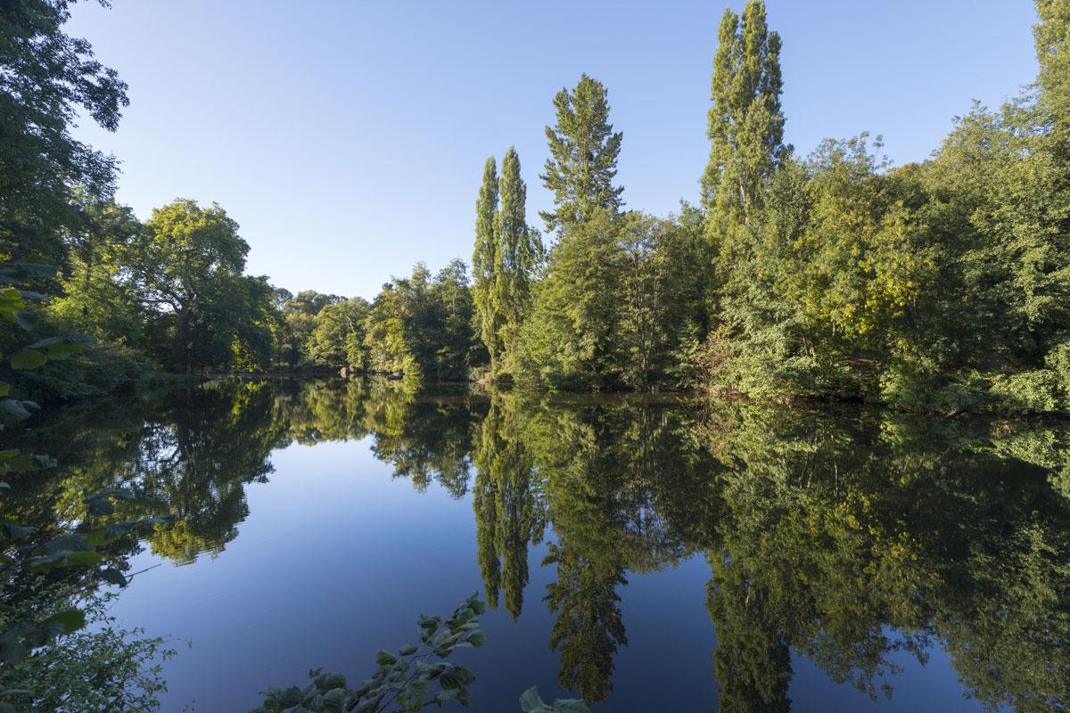 Jardin de La Garenne Lemot