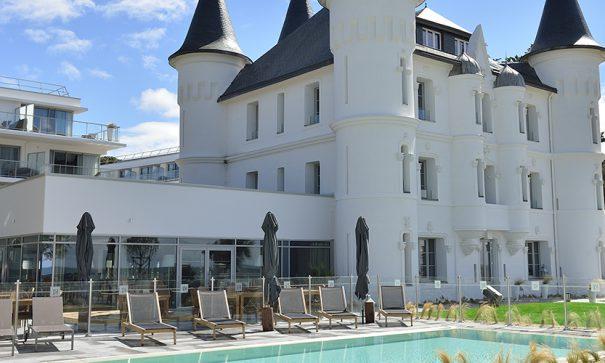 Thalasso Château des Tourelles à Pornichet