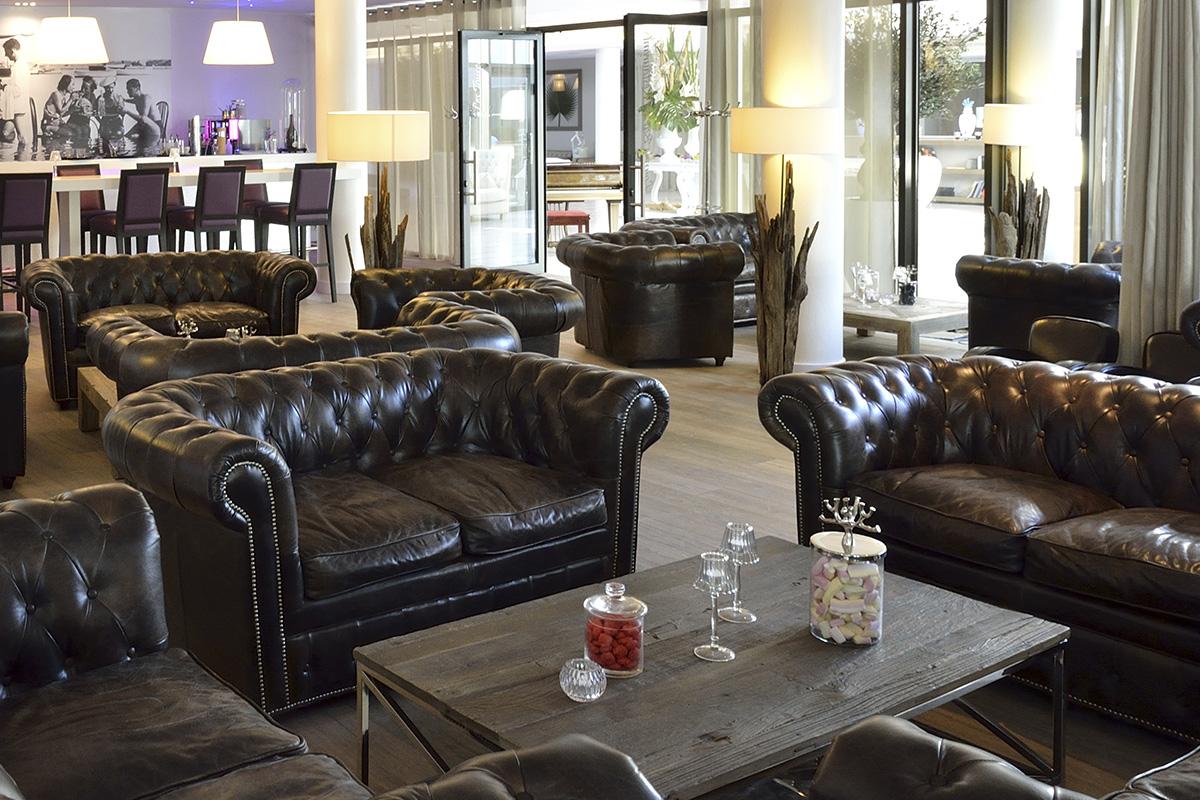 Bar Lounge Châtaeu des Tourelles Pornichet