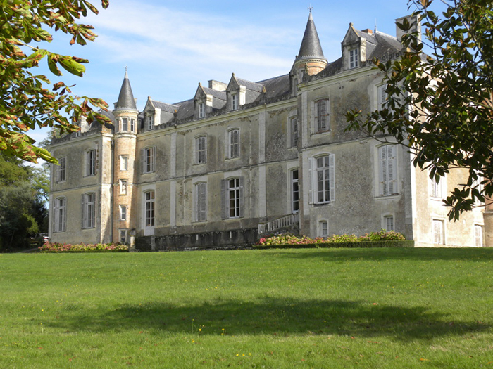 Balade au Chateau du Coing avec Erdre Intime