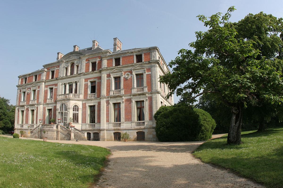 Palais Briau de Varennes