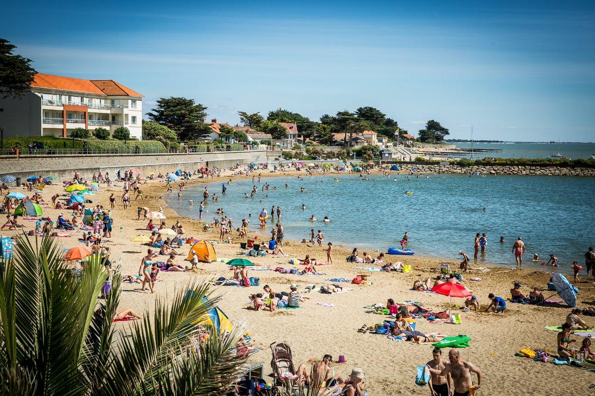 Notre top 10 des plus belles plages en loire atlantique - Office de tourisme de loire atlantique ...