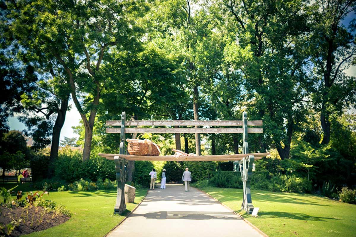 10 parcs en loire atlantique la verte id e de l 39 t tourisme loire atlantique for Jardin des plantes nantes de nuit