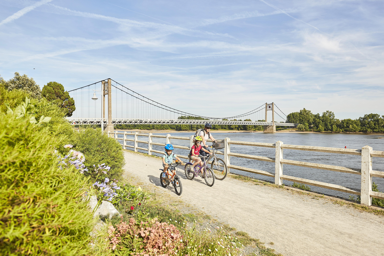 Loire à Vélo - Ancenis