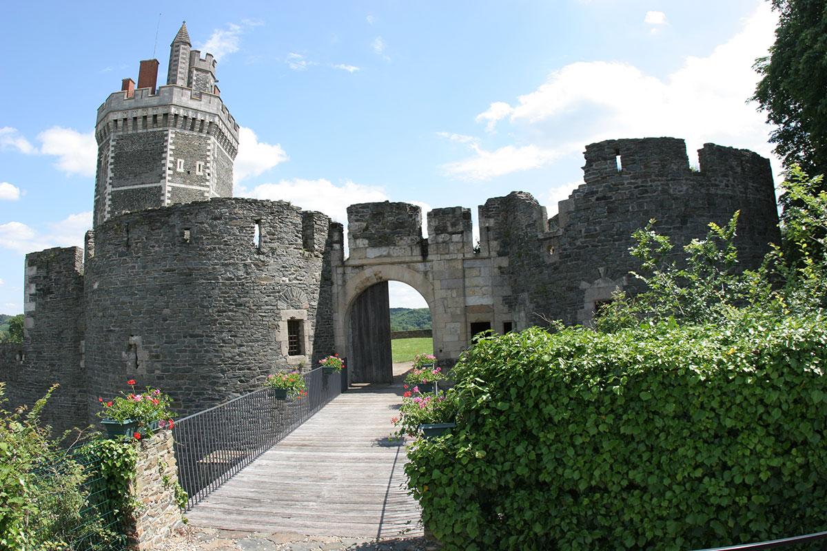 Le château d'Oudon