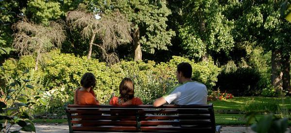 Le jardin des plantes de nantes tourisme loire atlantique - Petit jardin mediterraneen nantes ...