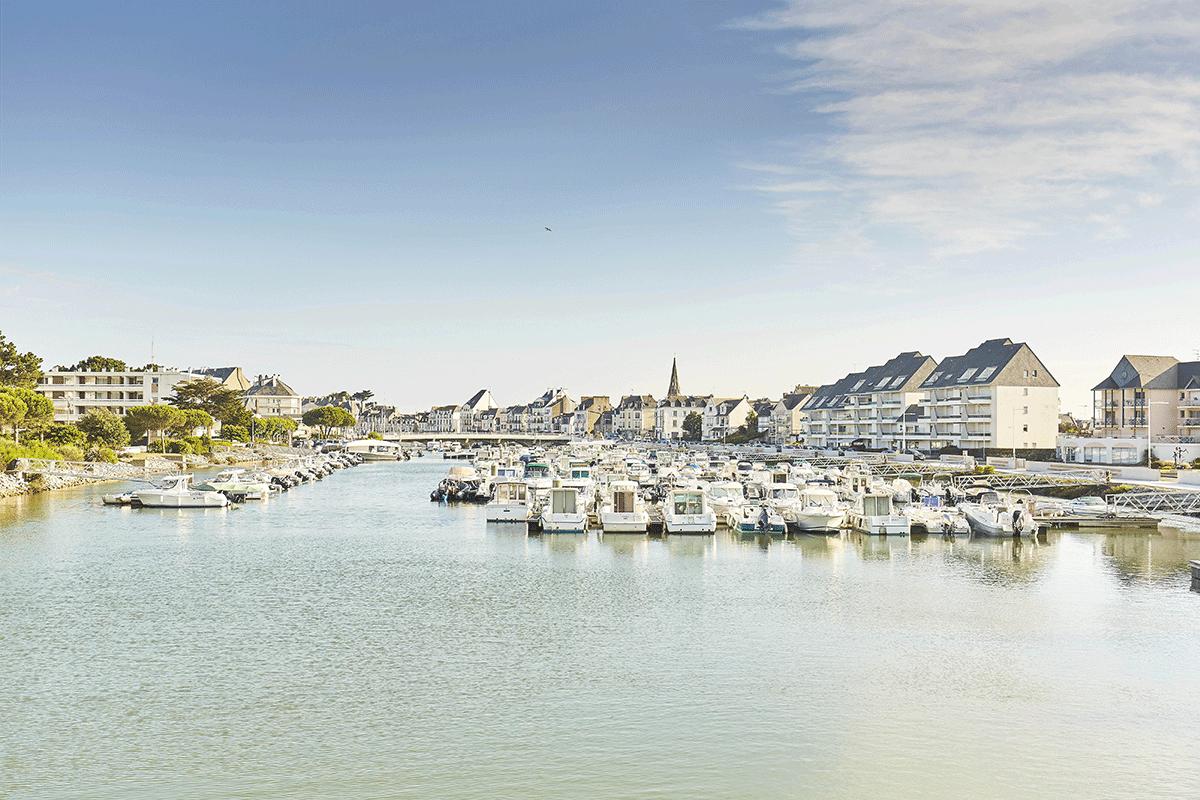 La baie de la baule tourisme loire atlantique - Office du tourisme la baule escoublac ...