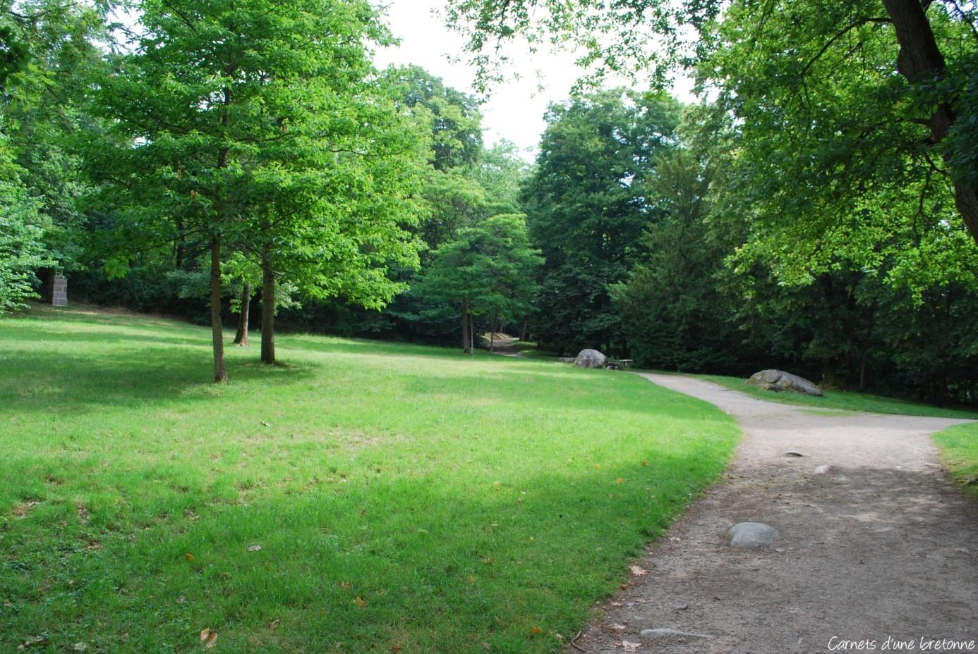 Parc de la Garenne Lemot par Carnets d'une Bretonne