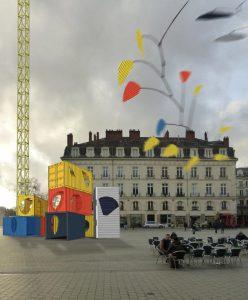 Le Voyage à Nantes 2016 Place du Bouffay