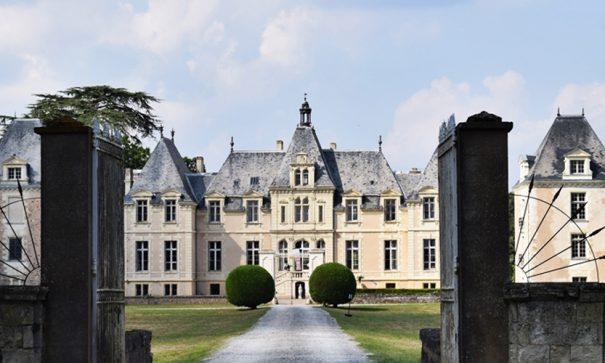 En famille au château de Vair ce lieu légendaire