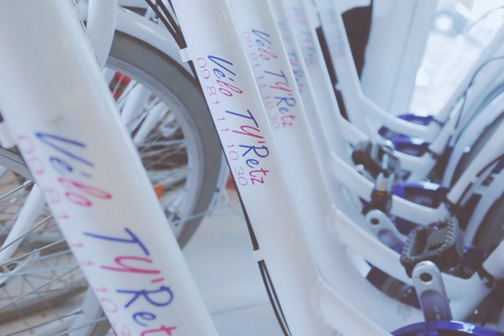 Vélo Ty Retz à la Bernerie en Retz