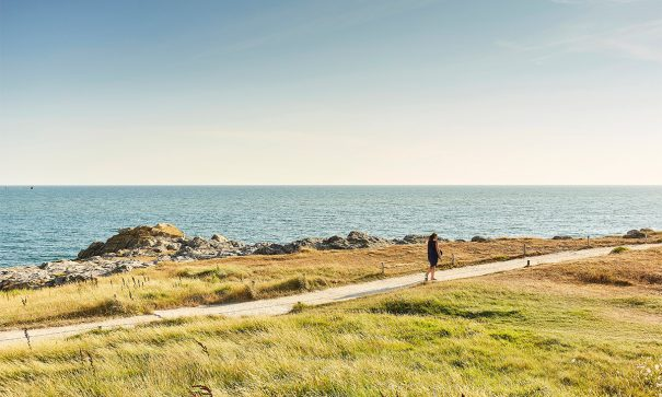 Balade à pied de La Baule au Croisic sur la côte atlantique