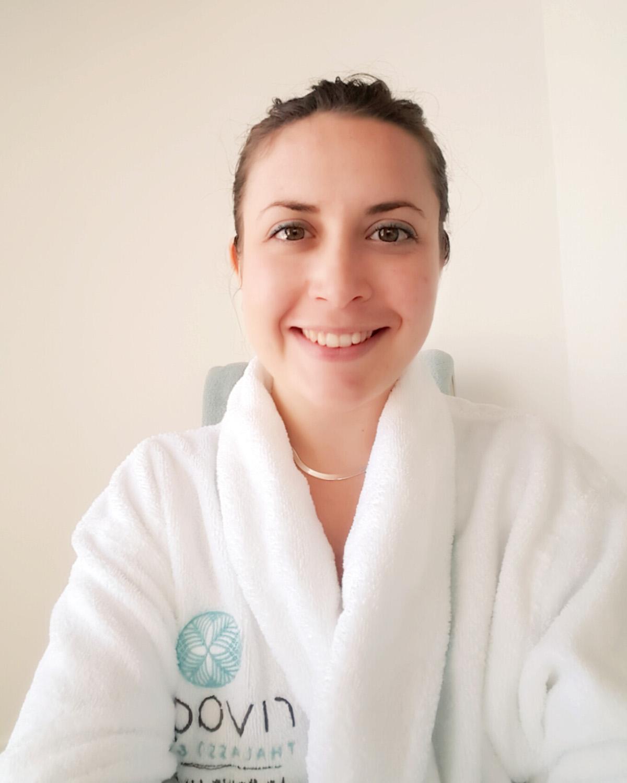 Blogueuse Lady Breizh à Thalasso Rivage La Baule-les-Pins