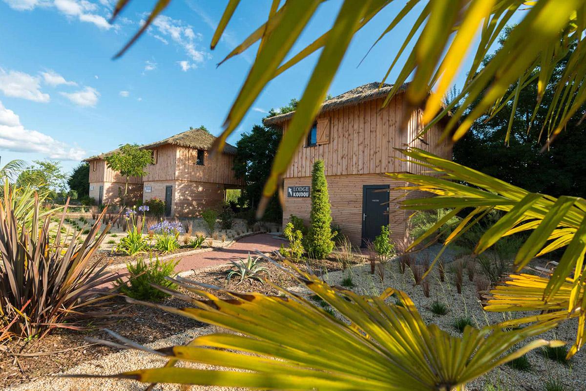 lodge zoo de la boissière du doré loire-atlantique