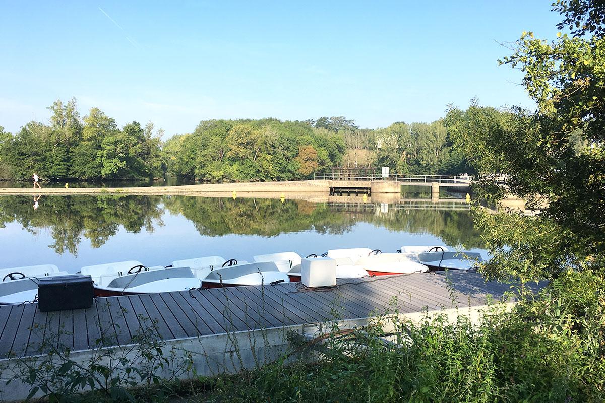 Location de bateaux électriques à Vertou