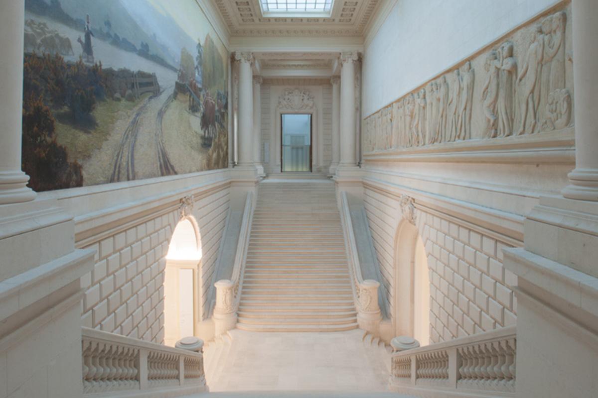 La rénovation du Musée d'Arts de Nantes