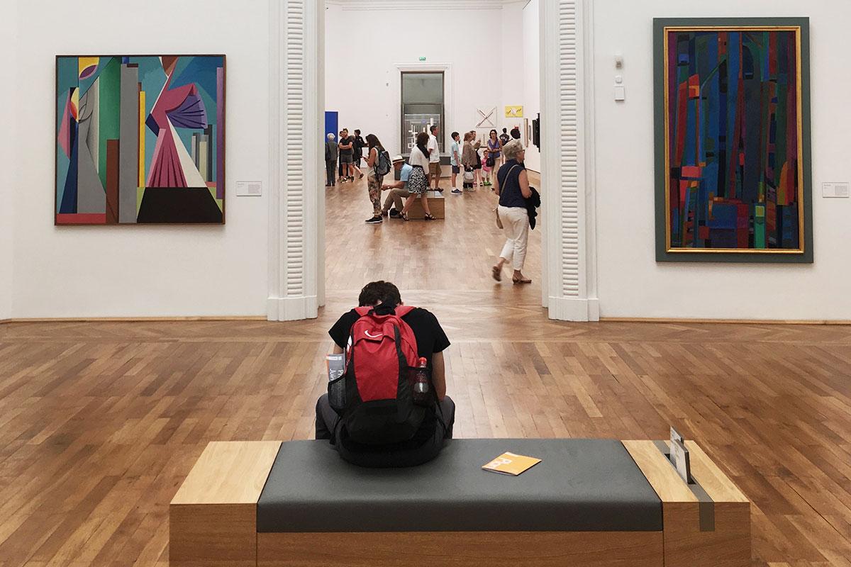 Gallerie du Musée d'Arts de Nantes