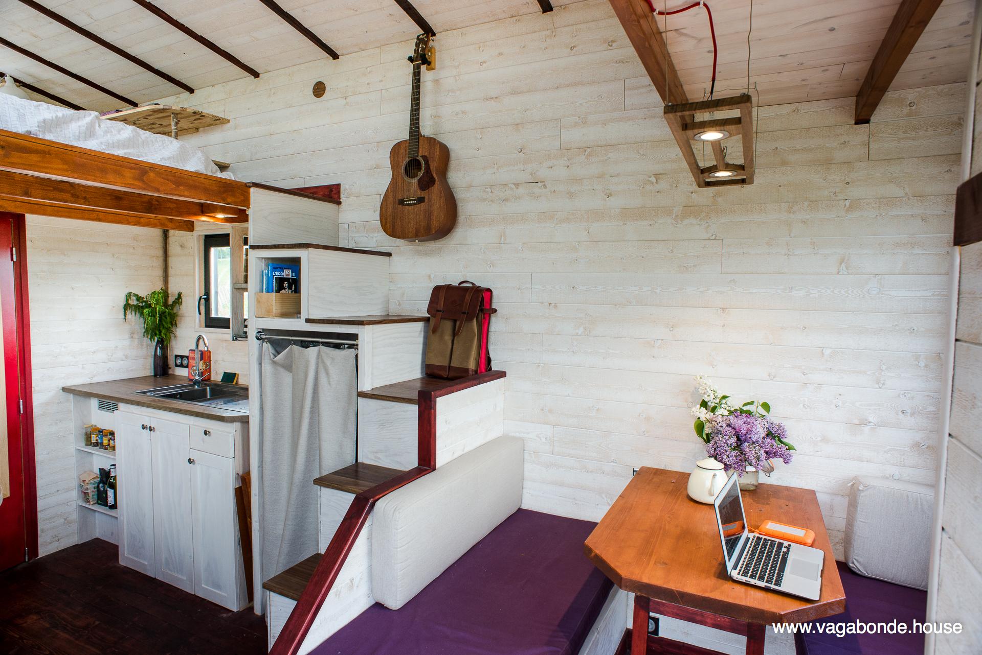 Hébergement Insolite avec la Tiny House
