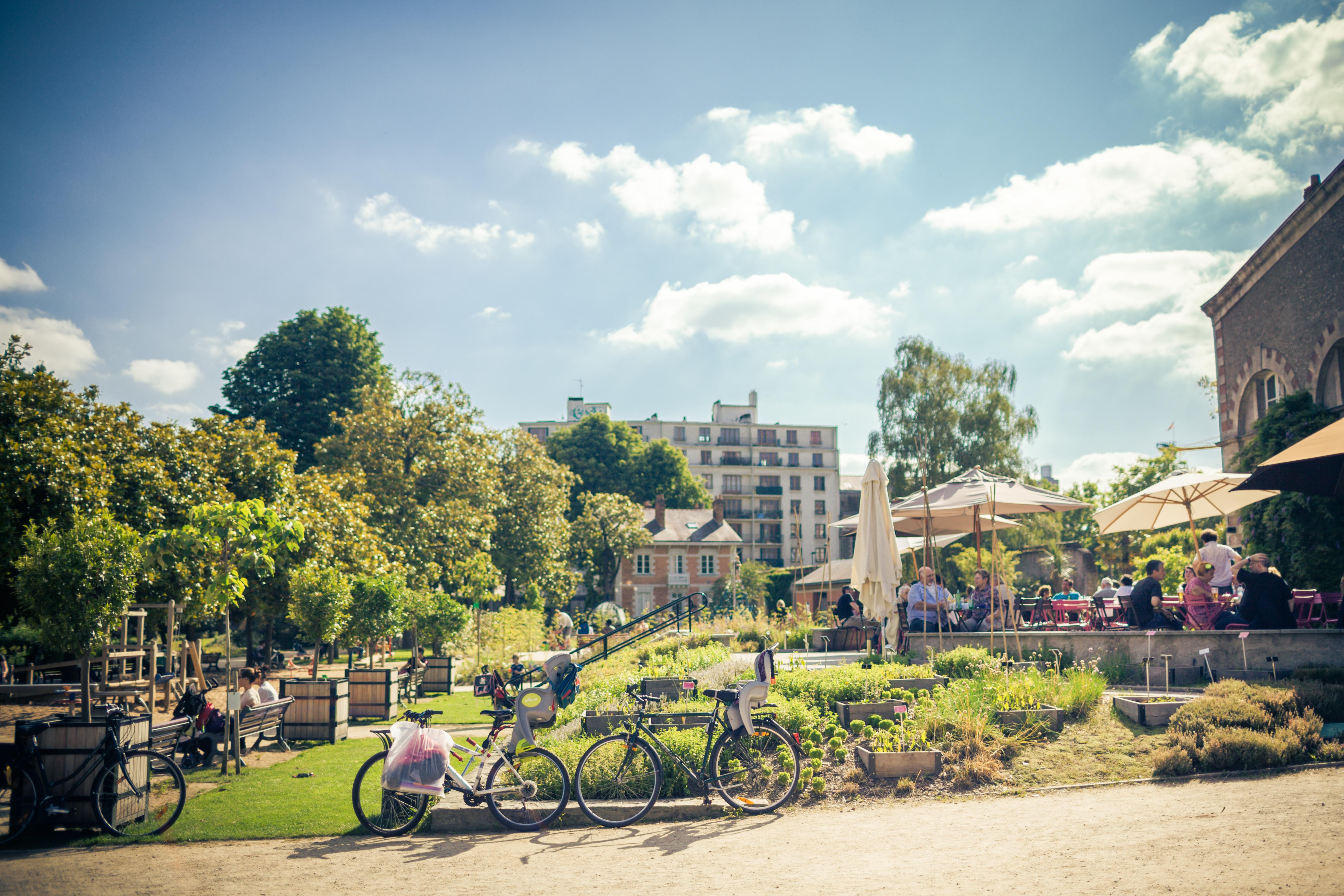 Le Voyage à Nantes à vélo - Tourisme Loire-Atlantique