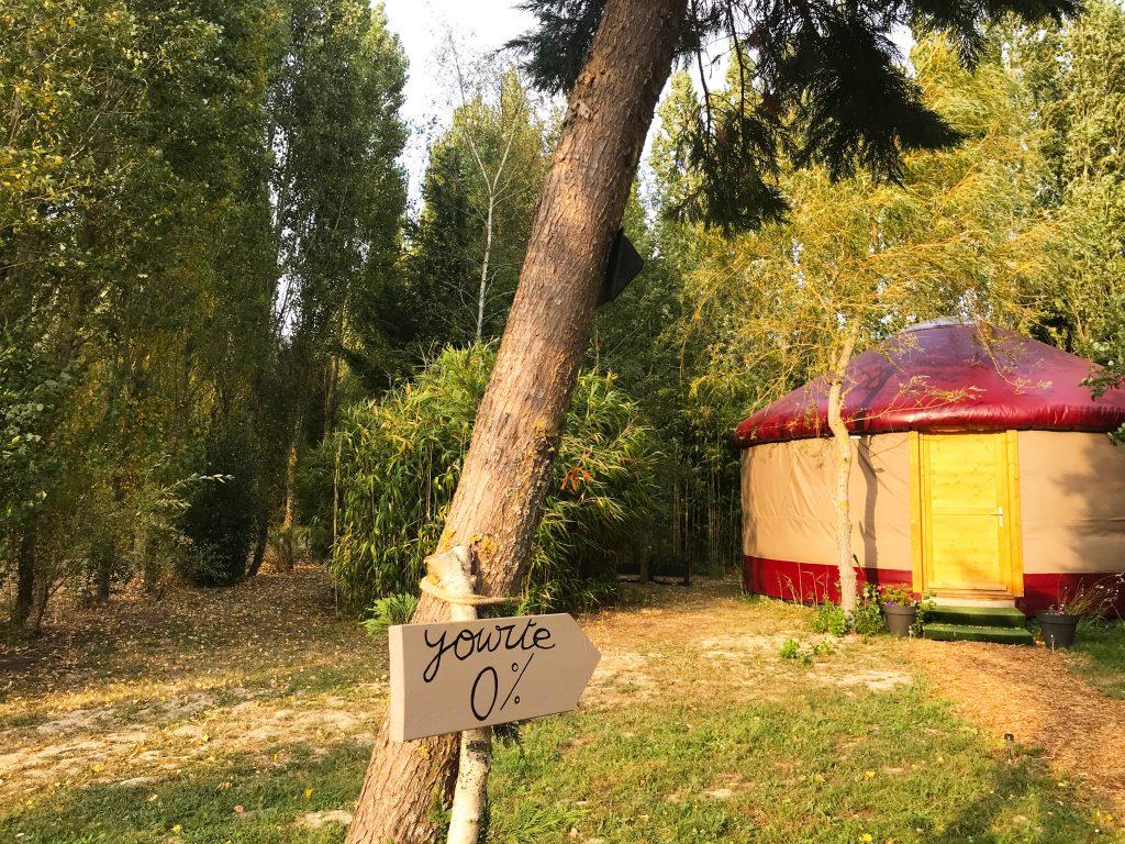 hébergement insolite : le moulin des tréans