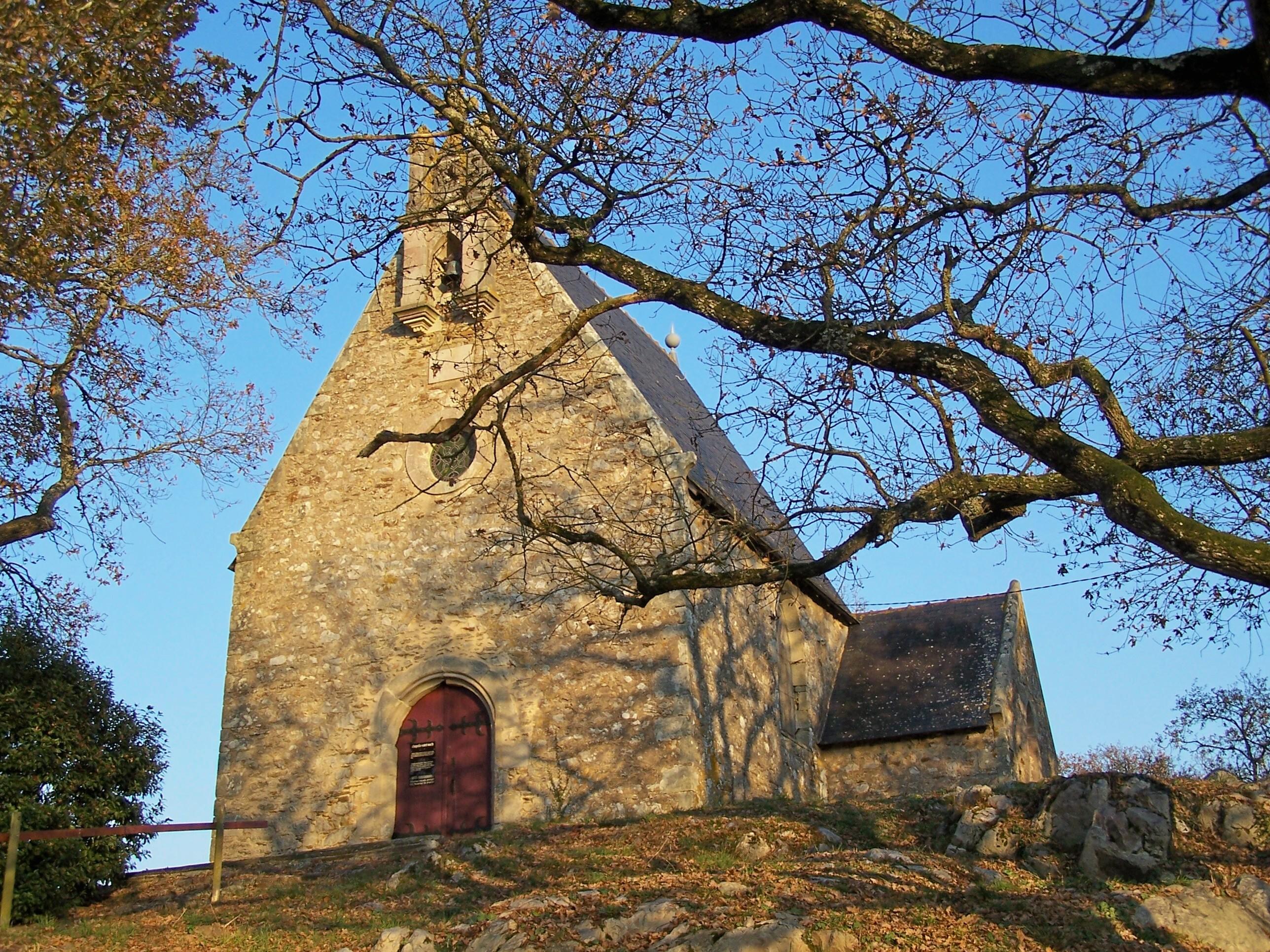 Chapelle Saint Roch à Blain