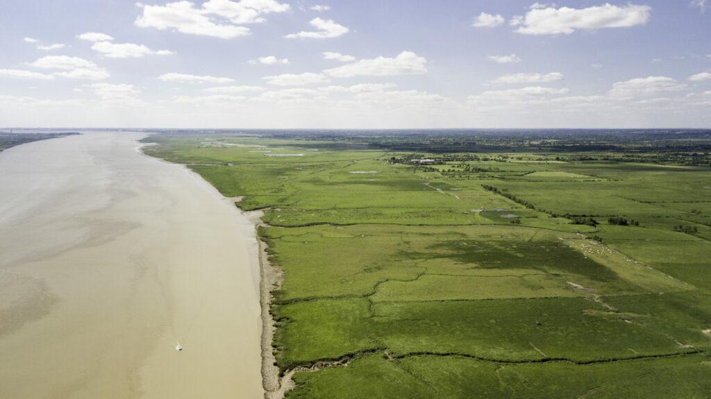 La Loire - Centre de découvertes Terre d'estuaire ©Jeremy JEHANIN