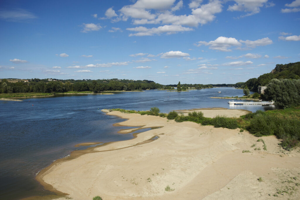 La Loire à Champtoceaux @C. Menes