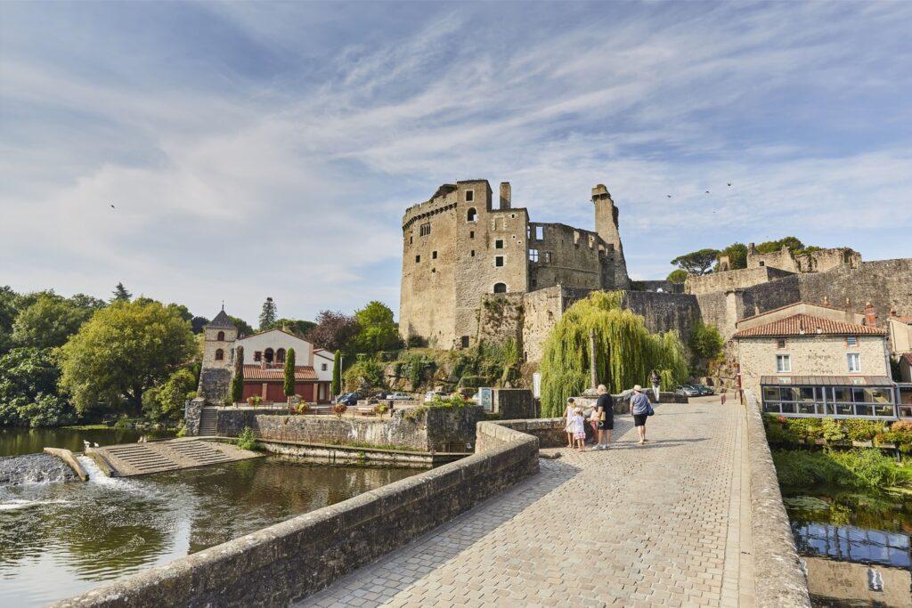 Le Château de Clisson @ A. Lamoureux
